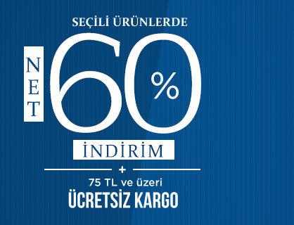 %60 indirim