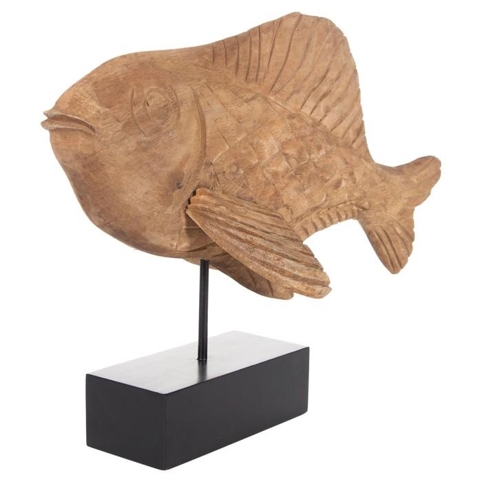 NATURAL FISH I BİBLO 50X38 CM