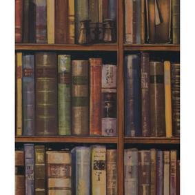LIBRARY 2 ROLL DUVAR KAĞIDI