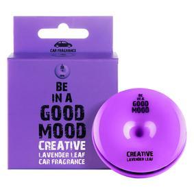 BE IN GOOD MOOD CREATIVE LAVENDAR LEAF OTO KOKUSU