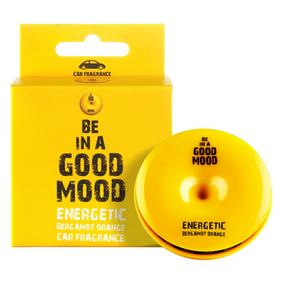 BE IN GOOD MOOD BERGAMOT VE PORTAKAL OTO KOKUSU