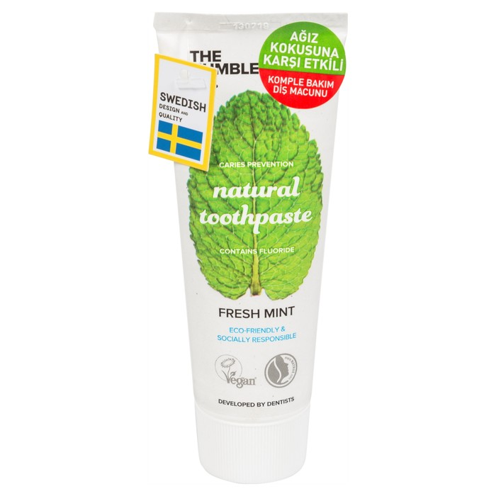 HUMBLE NATURAL TOOTHPASTE