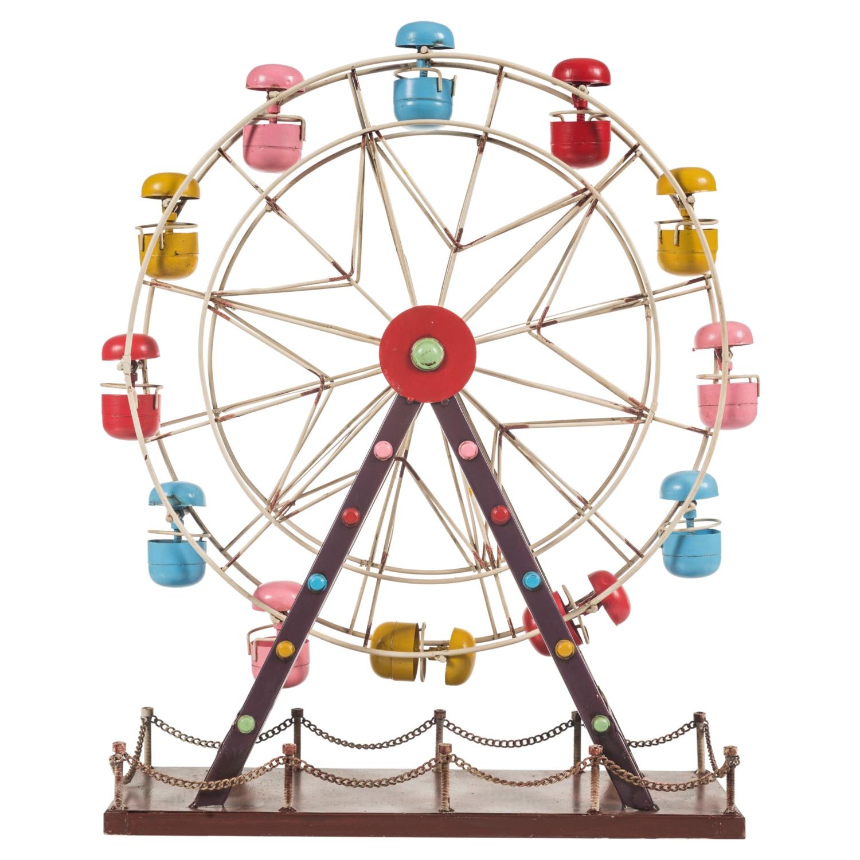 картинка колесо обозрения без фона моря