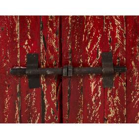 RED DOOR PANO 90X125CM