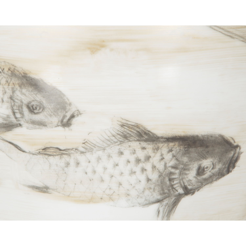 FISH KÜP 21X30CM