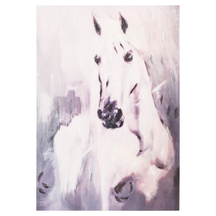 HORSE YAĞLI BOYA TABLO 70X100 CM