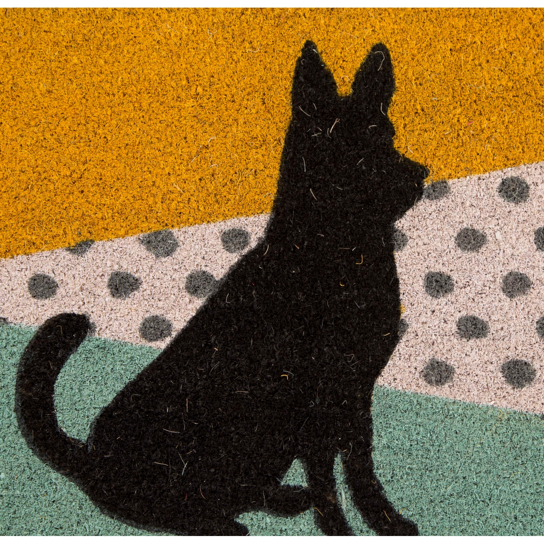 BLACK DOG KAPI PASPASI 45X75 CM