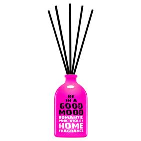 BE IN A GOOD MOOD DIFFUSER PEMBE MENEKŞE ODA KOKUSU