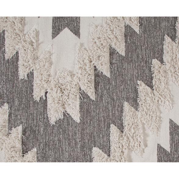 PALMIRA HALI GRI-BEYAZ 120x180 CM