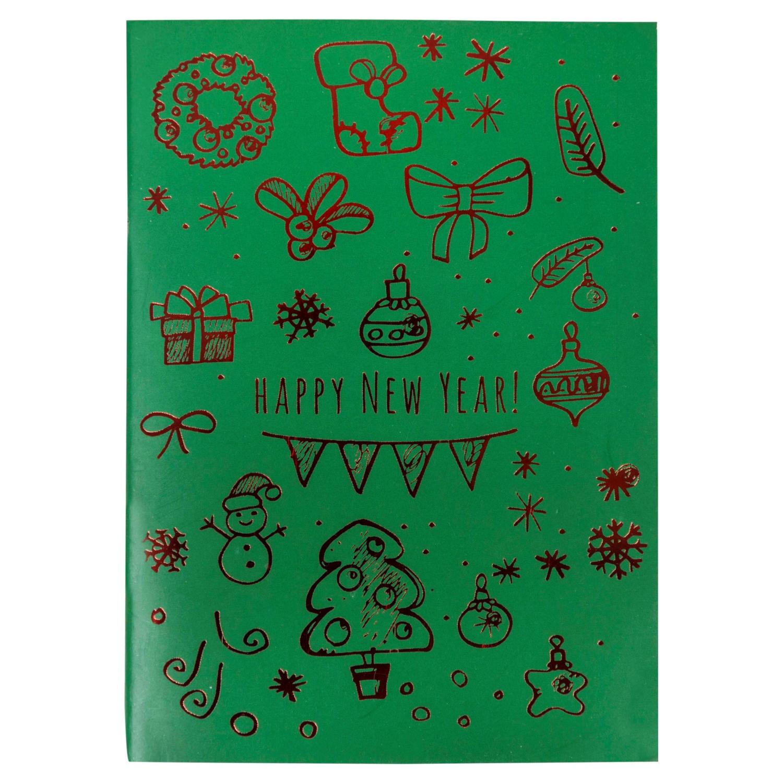 NEW YEAR DEFTER YEŞİL