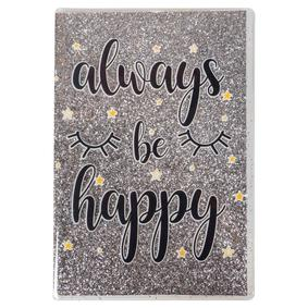 BE HAPPY GLITTER DEFTER