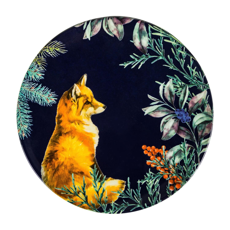 FOREST FOX TATLI TABAĞI - 16 CM