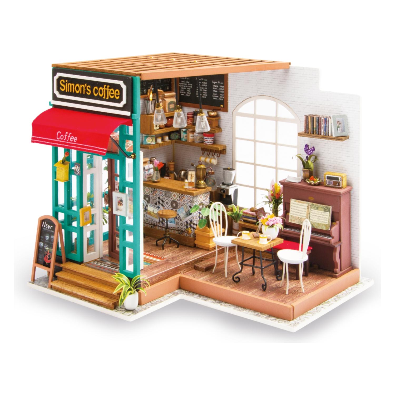 CAFE MİNYATÜR PUZZLE