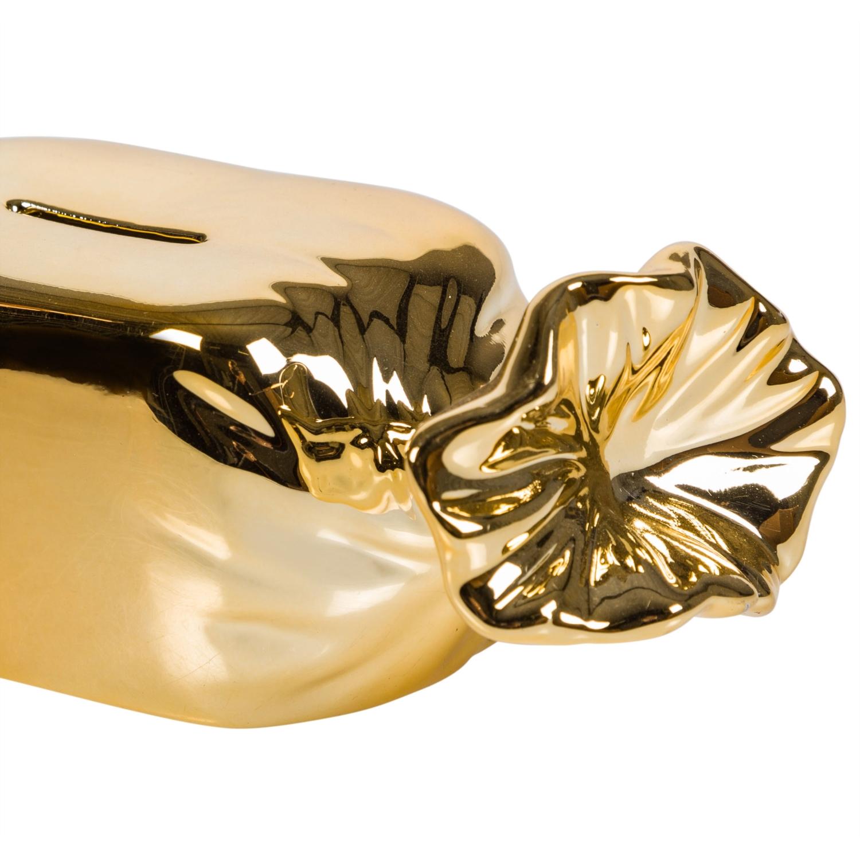 CANDY KUMBARA GOLD 24X9X8 CM