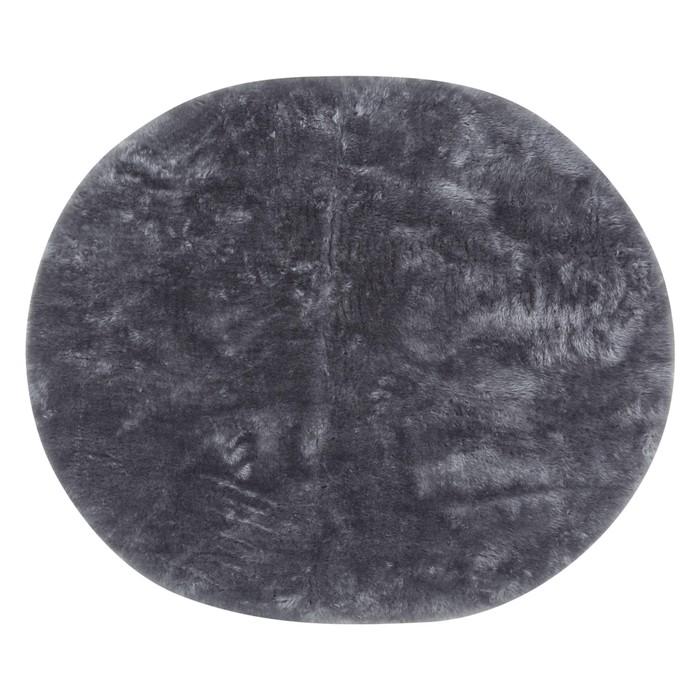 POLLY OVAL POST GRİ 120x140 CM