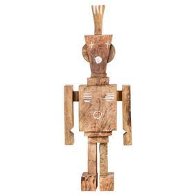 ROBOT BİBLO 17X6X48CM