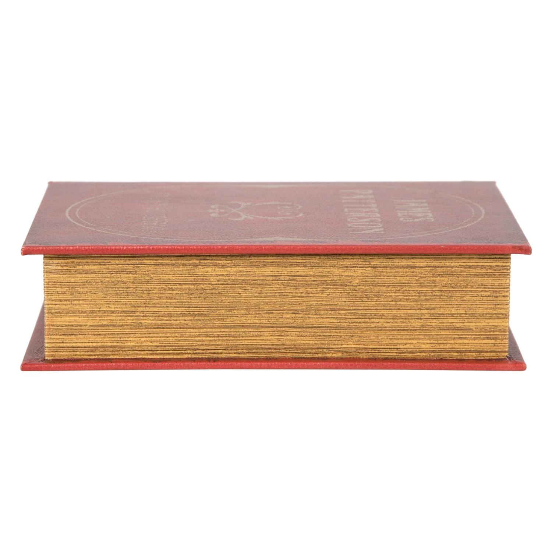 JAMES KİTAP KUTU 18X6X24CM