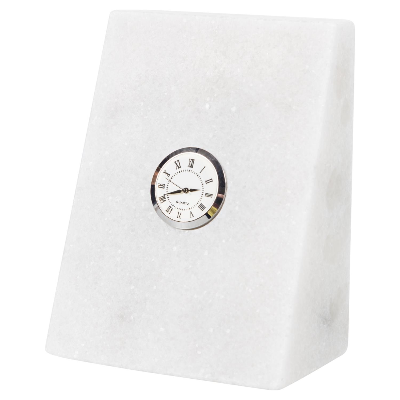 CLOCK KİTAP DESTEĞİ BEYAZ 7X9X15CM