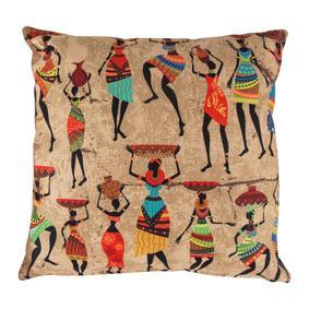 AFRICAN TRIBE KIRLENT 43x43