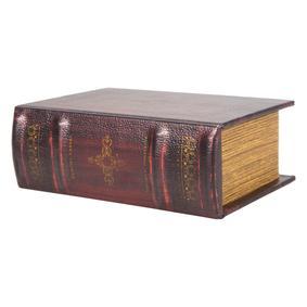 JAMES KİTAP KUTU 13X7X18CM