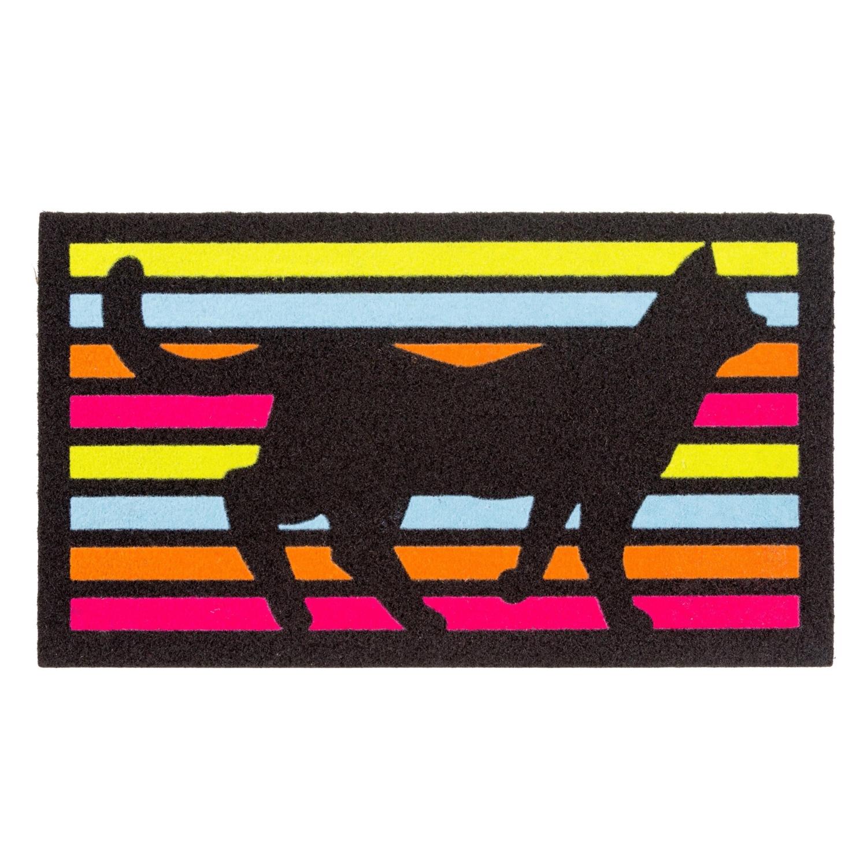 BLACK CAT KAPI PASPASI 40X68 CM