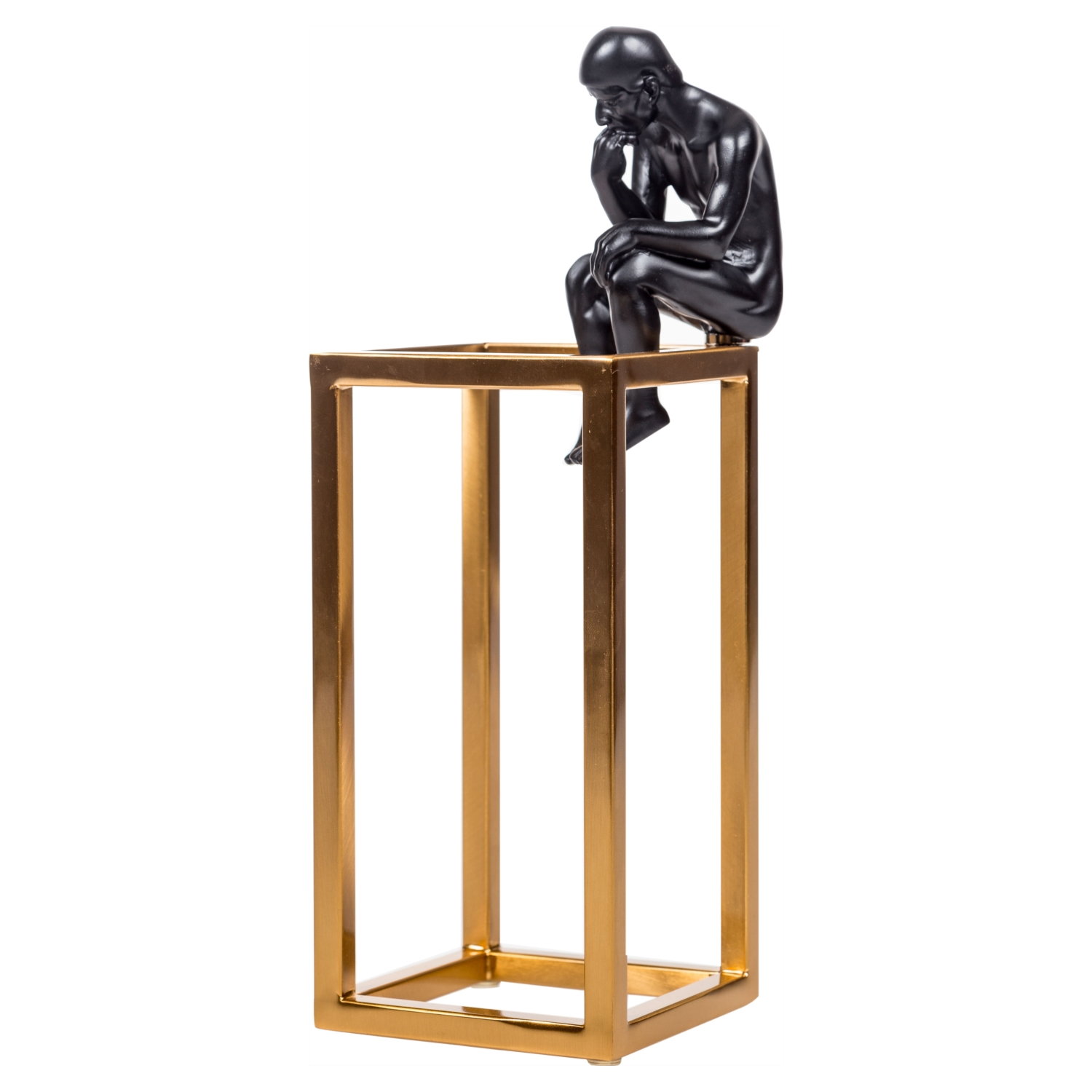 THE THINKER BİBLO 10X10X31CM