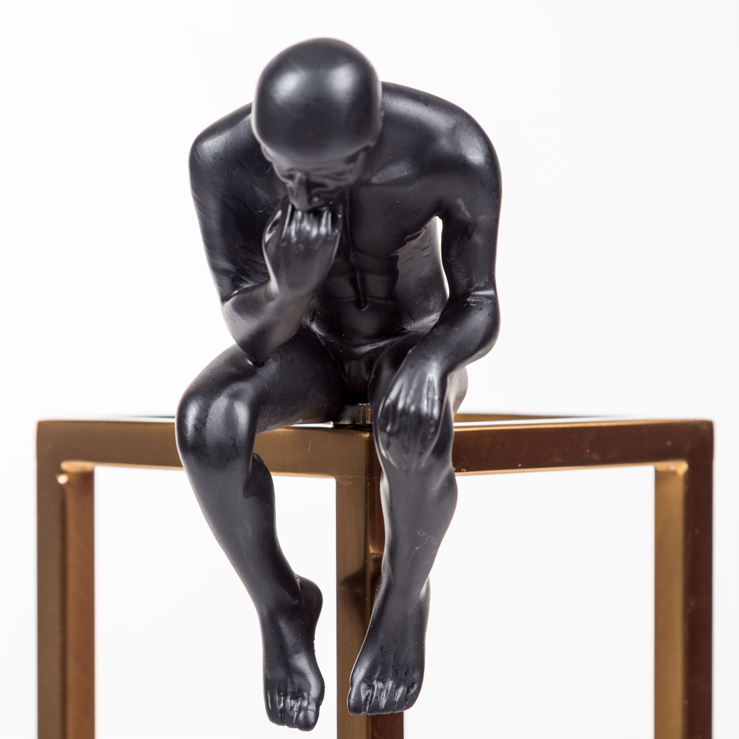 THE THINKER BİBLO 10X10X46CM