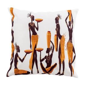 AFRICAN LADIES KIRLENT 43x43 CM