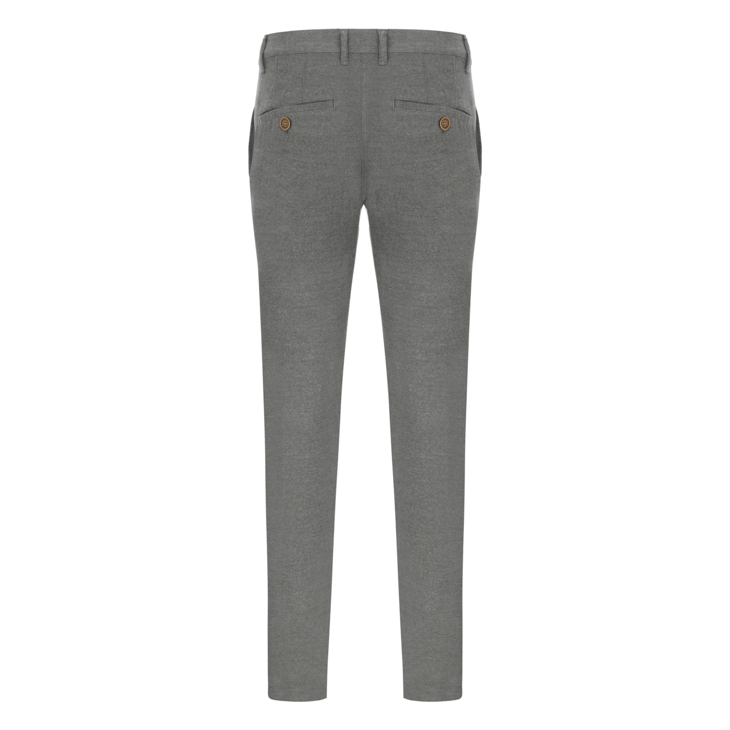 Erkek HAKİ SLIM FİT CHINO PANTOLON 1211642|MUDO