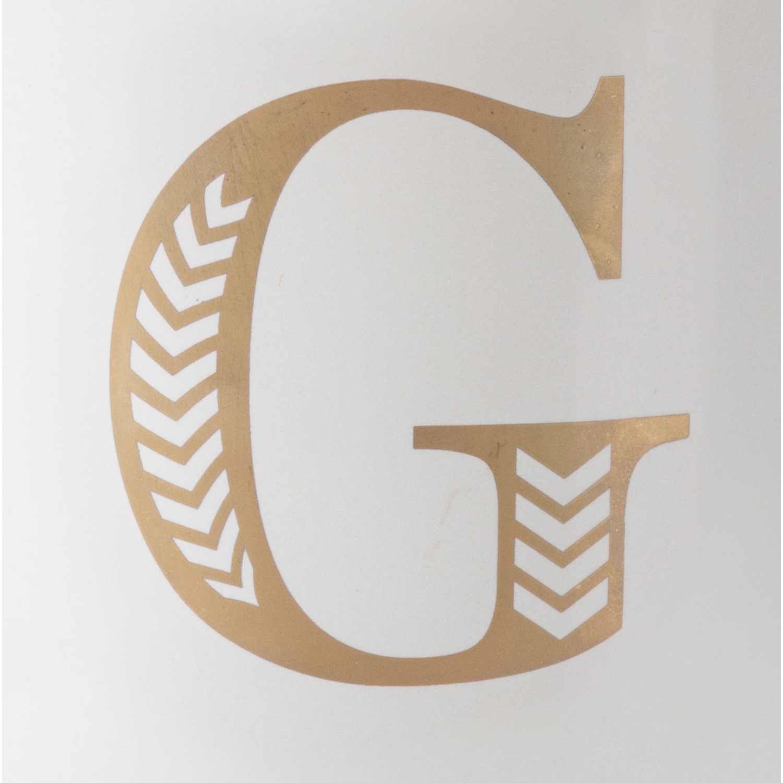 MONOGRAM KUPA - G