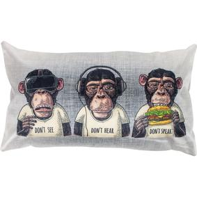 THREE MONKEY KIRLENT 35x55