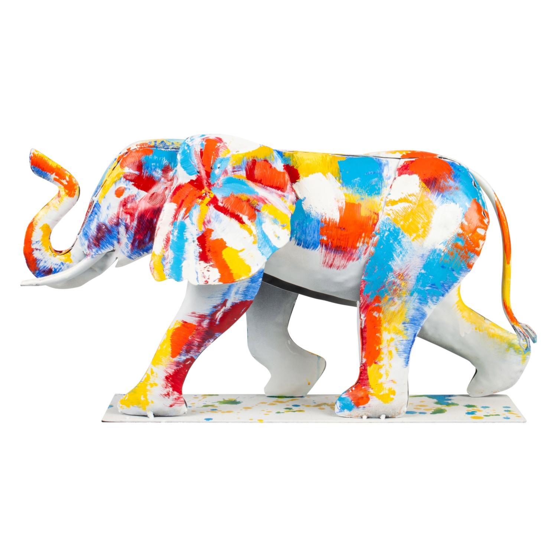 COLORFUL ELEPHANT BIBLO 62,5X36CM