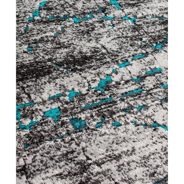 CANDICE HALI TURKUAZ 120x180