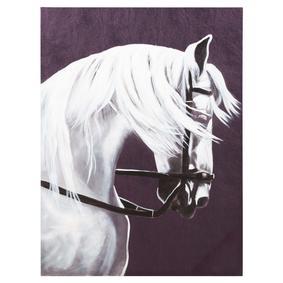 HORSE I YAĞLI BOYA TABLO 75X100 CM