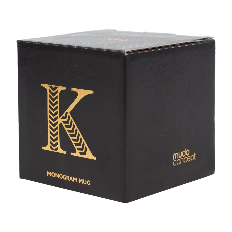 MONOGRAM KUPA - K