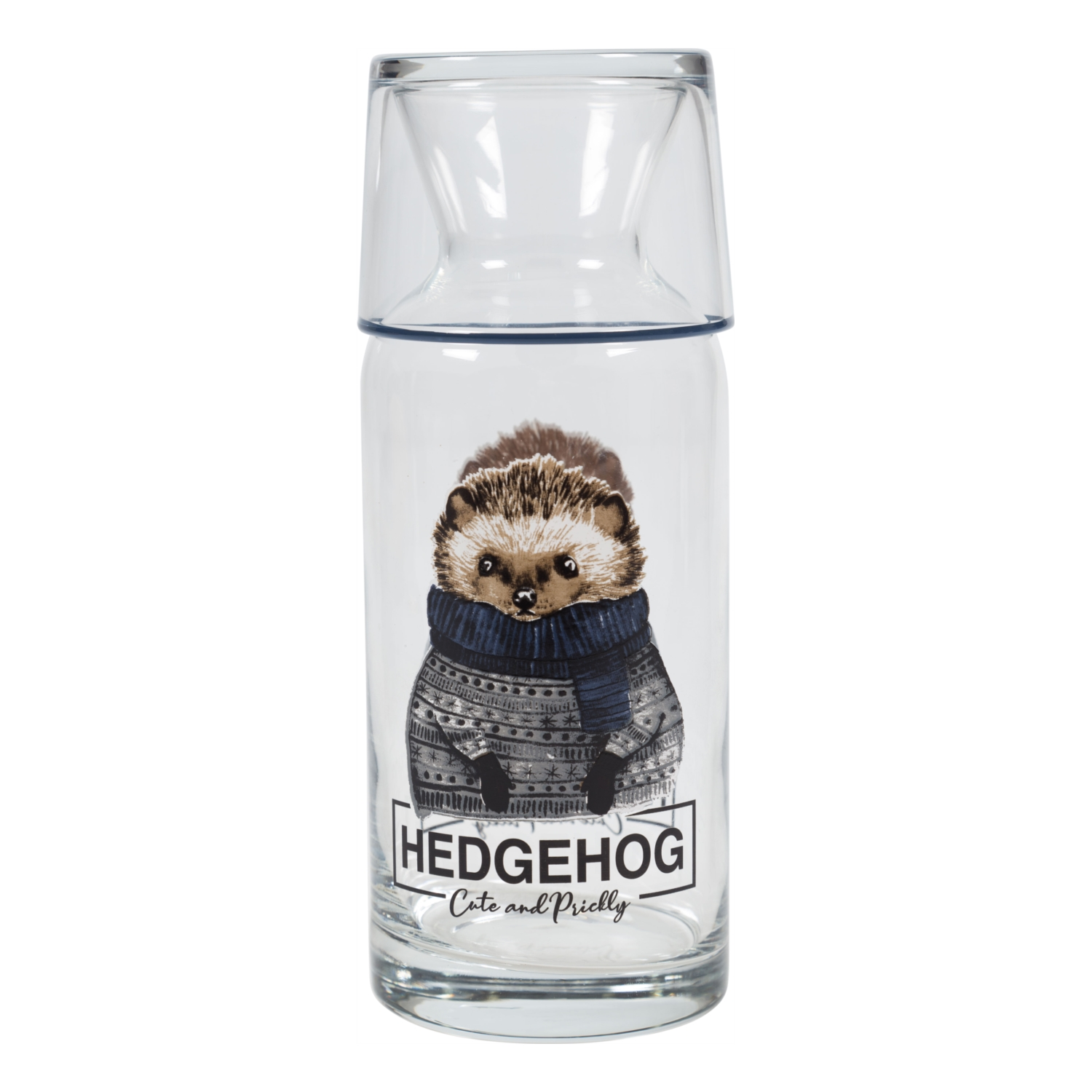 BAŞUCU SÜRAHİSİ 700 ML - HEDGEHOG