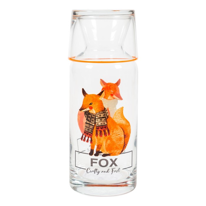 BAŞUCU SÜRAHİSİ 700 ML - FOX