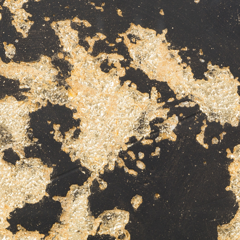 GOLD CIRCLE PANO II 82X82 CM