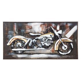MOTORSIKLET TABLO 60X120 CM