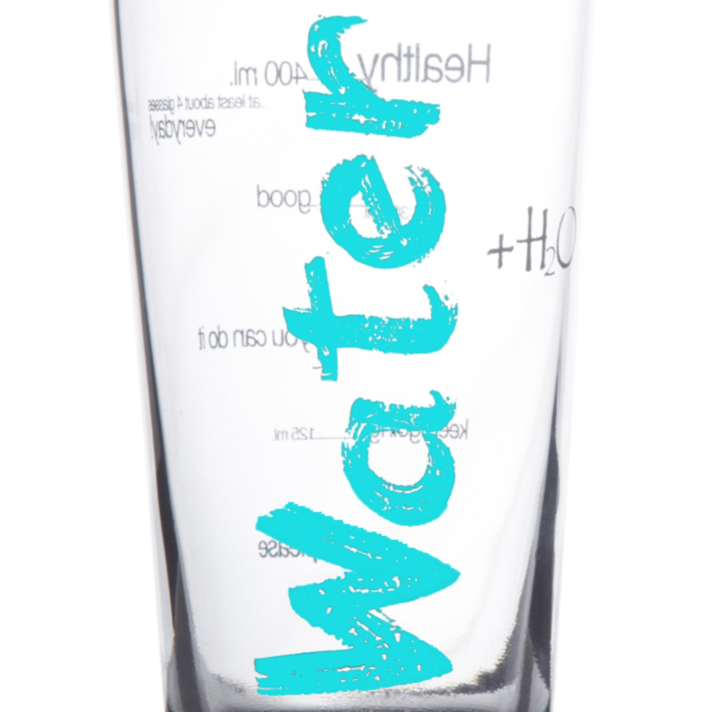 WATER TURKUAZ BARDAK - 570 ML