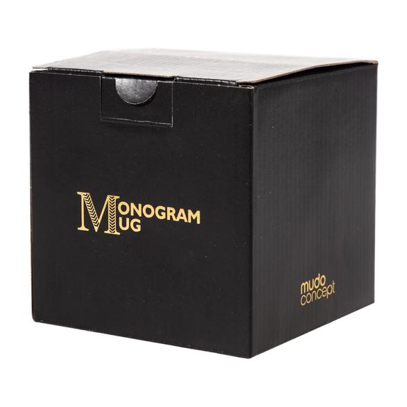 MONOGRAM KUPA - H