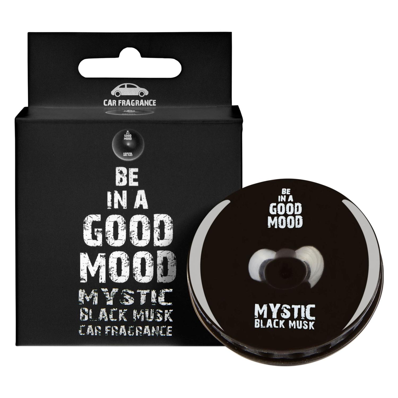 BE IN GOOD MOOD MYSTIC BLACK MUSK ARABA KOKUSU