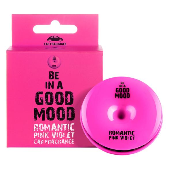 BE IN GOOD MOOD PEMBE MENEKŞE ARABA KOKUSU