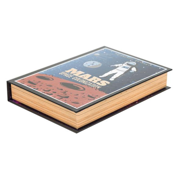 ASTRONOT KİTAP KUTU