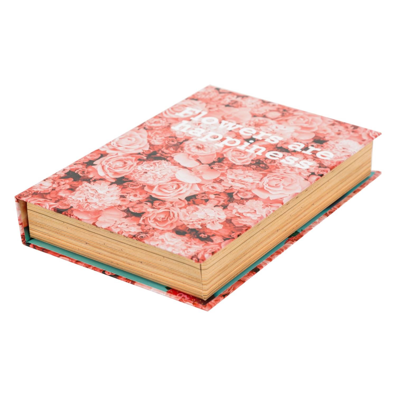 FLOWER KİTAP KUTU