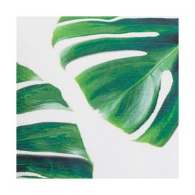 GREEN LEAVES KIRLENT 45X45CM