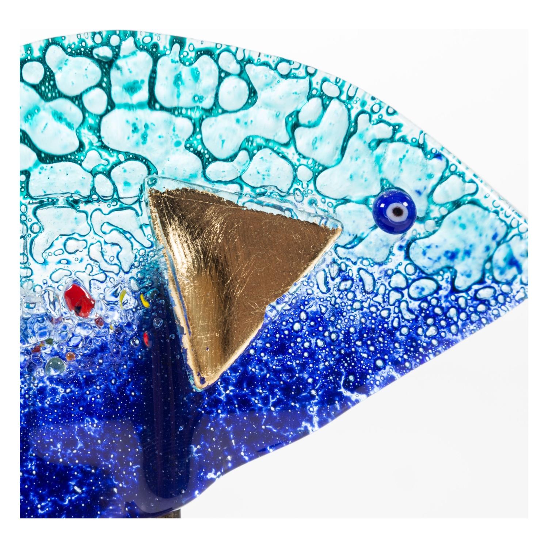 BLUE FISH CAM BİBLO