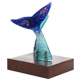 BLUE FISH KUYRUK BİBLO