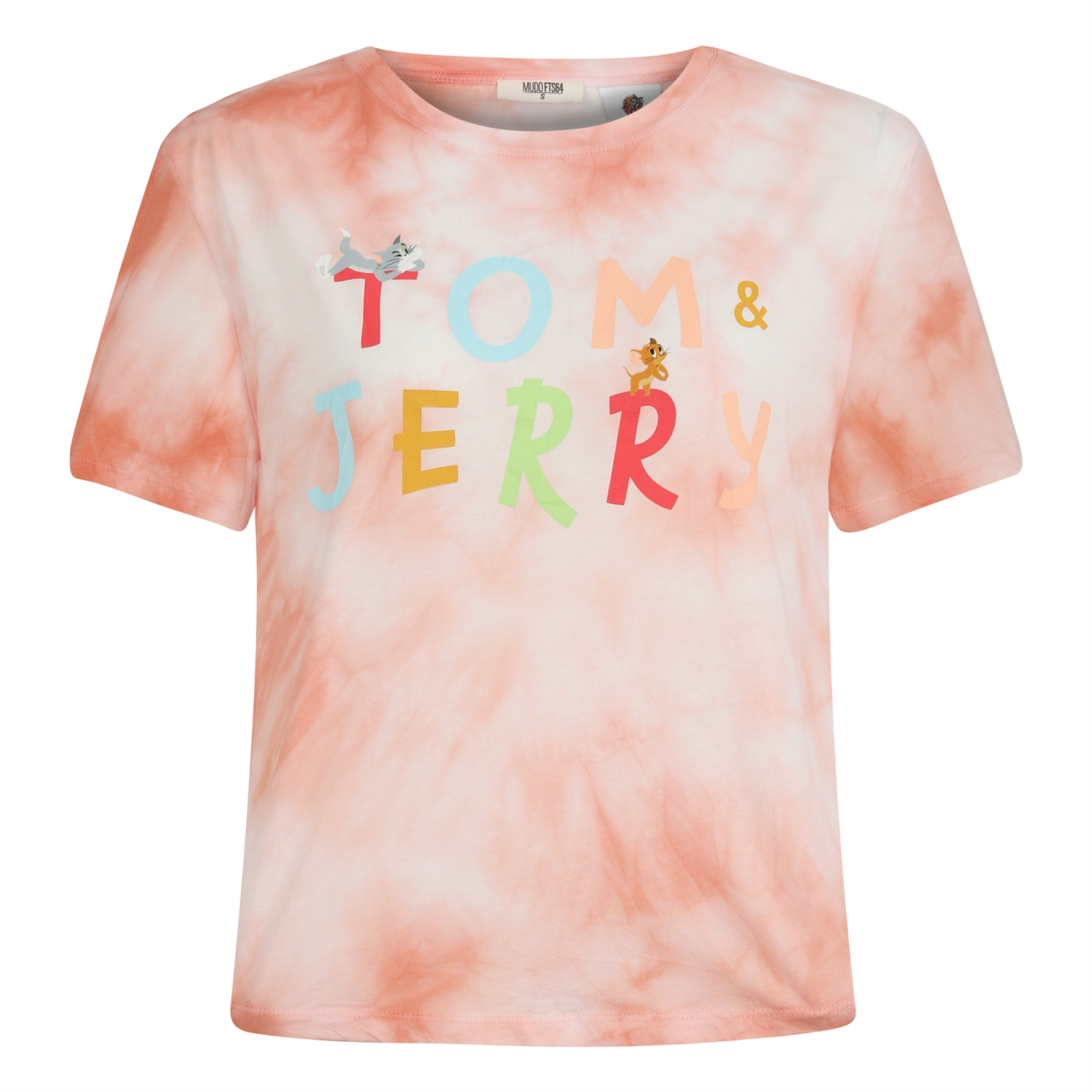 Kadın PEMBE TOM & JERRY ©.?WARNER BROS. T-SHIRT 1218320|MUDO