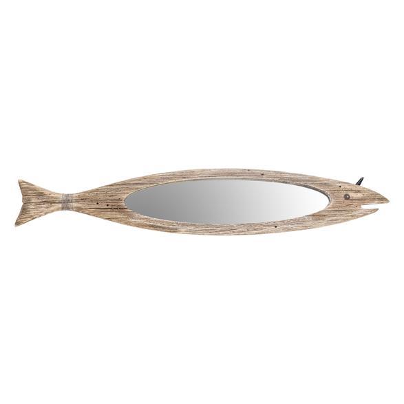 FISH DUVAR AYNASI 118X21CM